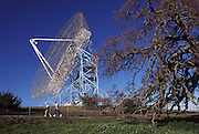 Silicon Valley, California; Palo Alto, radio telescopes at Stanford University.