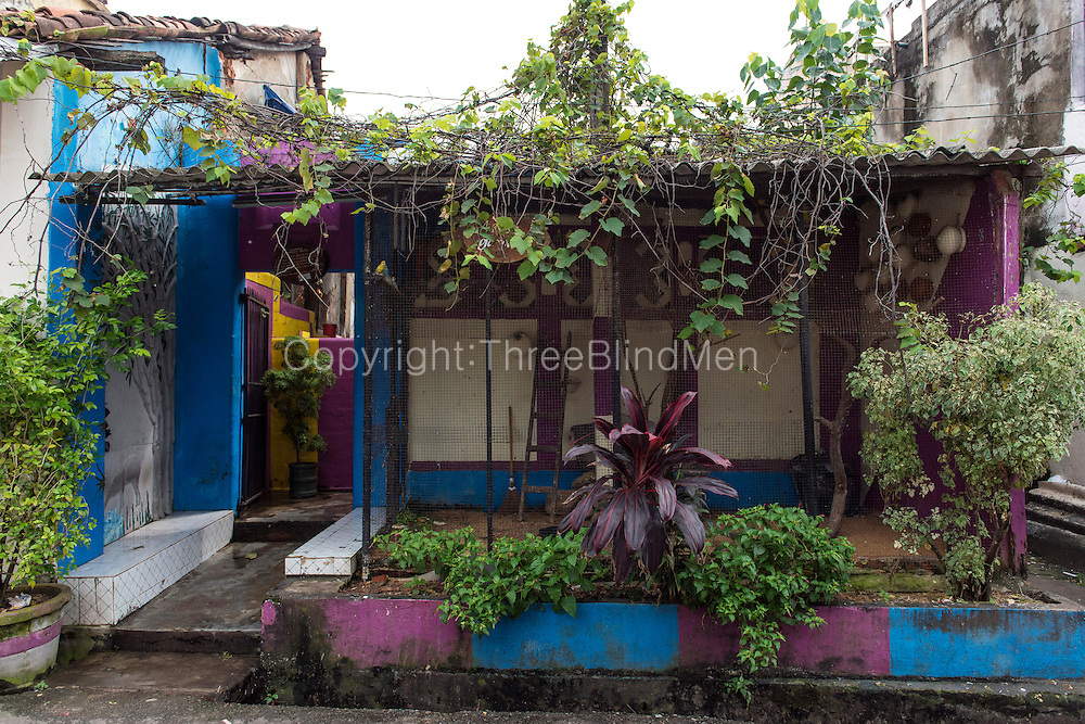&quot;Moss Garden&quot; is the municipal public toilet and bathing place down Java Lane.<br />