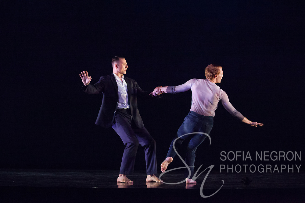 New York Dance photographer Sofia Negron Rioult Te Deum Joyce Theater