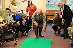 Nicola Sturgeon,Arden House, Leven, 12-4-2016<br /> <br /> (c) David Wardle   Edinburgh Elite media