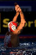 Giulia Gorlero Cosenza <br /> Cosenza Pallanuoto - SIS Roma <br /> Roma 10/02/2018 Ostia Centro Federale <br /> Semifinale Coppa Italia Pallanuoto Femminile <br /> Foto Andrea Staccioli / Insidefoto / Deepbluemedia
