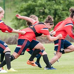Scotland - Sweden training | Fir Park | 12 June 2014