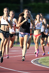 (Ottawa, Canada---17 July 2019) Anna Workman competing in Ottawa Summer Twilight Track and Field Meet #6 at the Terry Fox Athletic Facility. 2019 Copyright Sean Burges / Mundo Sport Images.