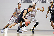 February 8, 2018: The Texas A&M International University Dustdevils play against the Oklahoma Christian University Eagles in the Eagles Nest on the campus of Oklahoma Christian University.