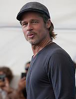 Brad Pitt at the photocall for the film Ad Astra at the 76th Venice Film Festival, on Thursday 29th August 2019, Venice Lido, Italy.