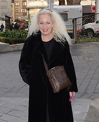 Debbie Douglas attends Annie Gala Screening at Odeon West End, Leicester Square, London on Sunday 14 December 2014