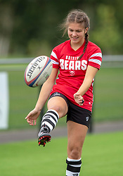 Merryn Doidge of Bristol Bears Women - Mandatory by-line: Paul Knight/JMP - 02/09/2018 - RUGBY - Shaftsbury Park - Bristol, England - Bristol Bears Women v Dragons Women - Pre-season friendly
