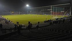 McHale Park Mayo v Dublin Allianz league Round 4.<br />Pic Conor McKeown