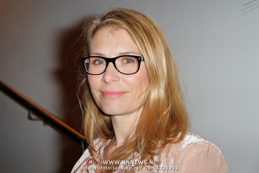 NLD/Amsterdam/20120306 - Premiere toneelstuk Napoleon op Sint-Helena, Elle van Rijn