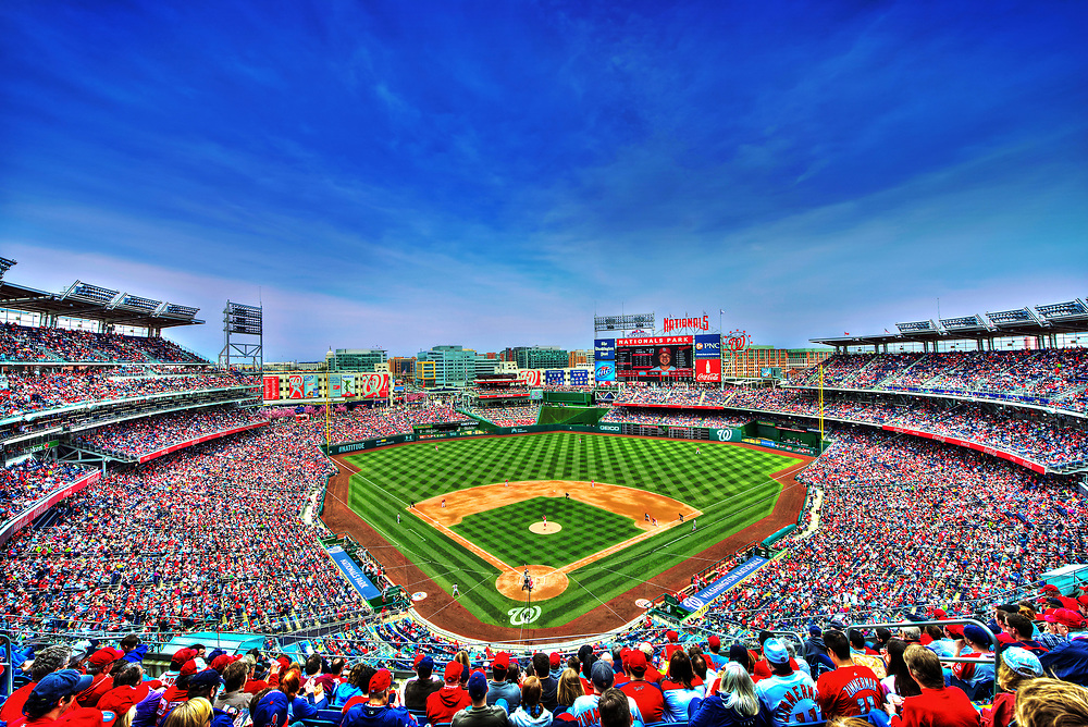Washington Nationals Park, Washington, DC USA