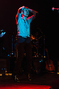 Belle & Sebastian perform at The Paramount Theatre in Seattle, WA on Tuesday, April 7, 2015.