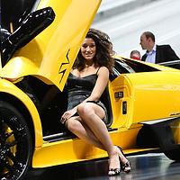 Lamborghini Mucielago SV at Geneva Motorshow 2009