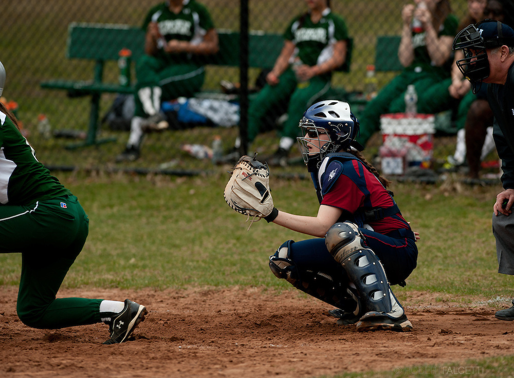 Taft School-April 2013- Varsity Softball. (Photo by Robert Falcetti)