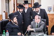 Mr Stephen Williams MP, visits the Jewish Orthodox Talmud-Torah Yetev-Lev school in Hackney, London