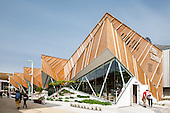 Slovenia Pavilion at Milan EXpo 2015 by SoNo Arhitekti