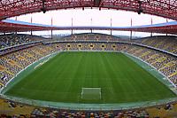 AVEIRO-17 OUTUBRO: Fotografias do novo estádio municipal de Aveiro (estádio Mário Duarte), construido para albergar a equipa da primeira liga S.C.Beira-Mar e o EURO 2004 inaugurado a 29 de Setembro de 2003 17-10-2003 <br />(PHOTO BY: AFCD/NUNO ALEGRIA)