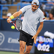Washington DC - August 3rd, 2013 - Tommy Haas at the 2013 CitiOpen Tennis Tournament in Washington, D.C.