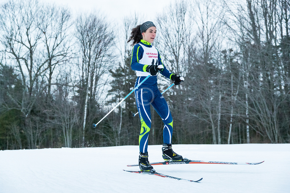 High School Nordic race<br /> Cross Country Ski