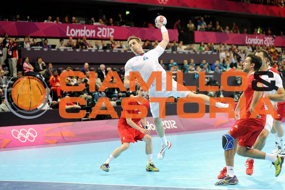 DESCRIZIONE : France Hand Jeux Olympiques Londres <br /> GIOCATORE : Barachet Xavier FRA<br /> SQUADRA : France Homme<br /> EVENTO : FRANCE Hand Jeux Olympiques<br /> GARA : FRANCE GRANDE BRETAGNE<br /> DATA : 29 07 2012<br /> CATEGORIA : Basketball Jeux Olympiques<br /> SPORT : Basketball<br /> AUTORE : JF Molliere <br /> Galleria : France Basket 2011-2012 Action<br /> Fotonotizia : France Basket Homme Jeux Olympiques Londres premier tour France Grande Bretagne<br /> Predefinita :