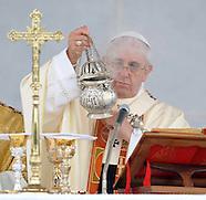 2014/09/13 Papa Francesco Redipuglia