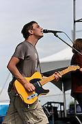 Toad The Wet Sprocket performs live at O'Fallon Heritage & Freedom Festival on July 4, 2010