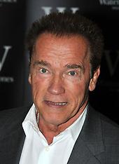 OCT 15 2012 Arnold Schwarzenegger Book Signing