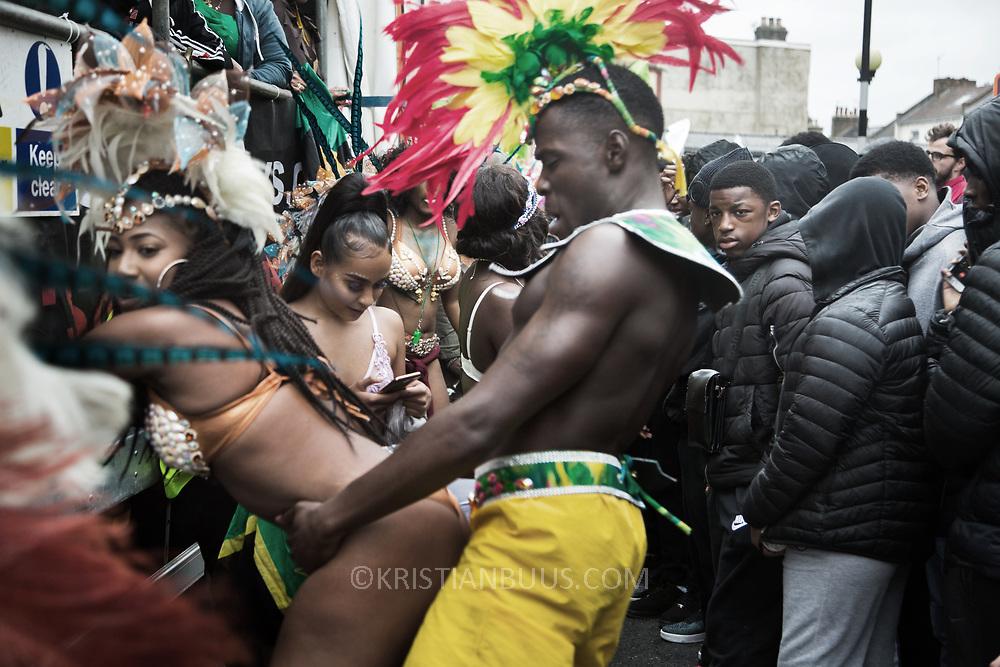 Hackney carnival 2017.