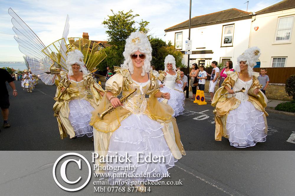 2011, Ryde Carnival, Ryde, Isle of Wight, England, UK, Photographs of the Isle of Wight by photographer Patrick Eden photography photograph canvas canvases