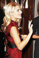 Mollie King, Gucci - Private Event, Old Bond Street, London UK, 16 October 2013, (Photo by Brett D. Cove)