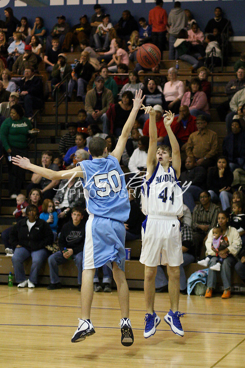 MCHS JV Boys Basketball .vs Page .1/2/2009