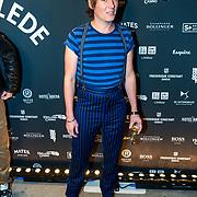 NLD/Amsterdam/20191114 - Uitreiking Esquires Best Geklede Man 2019,<br /> Lucky Fonz III