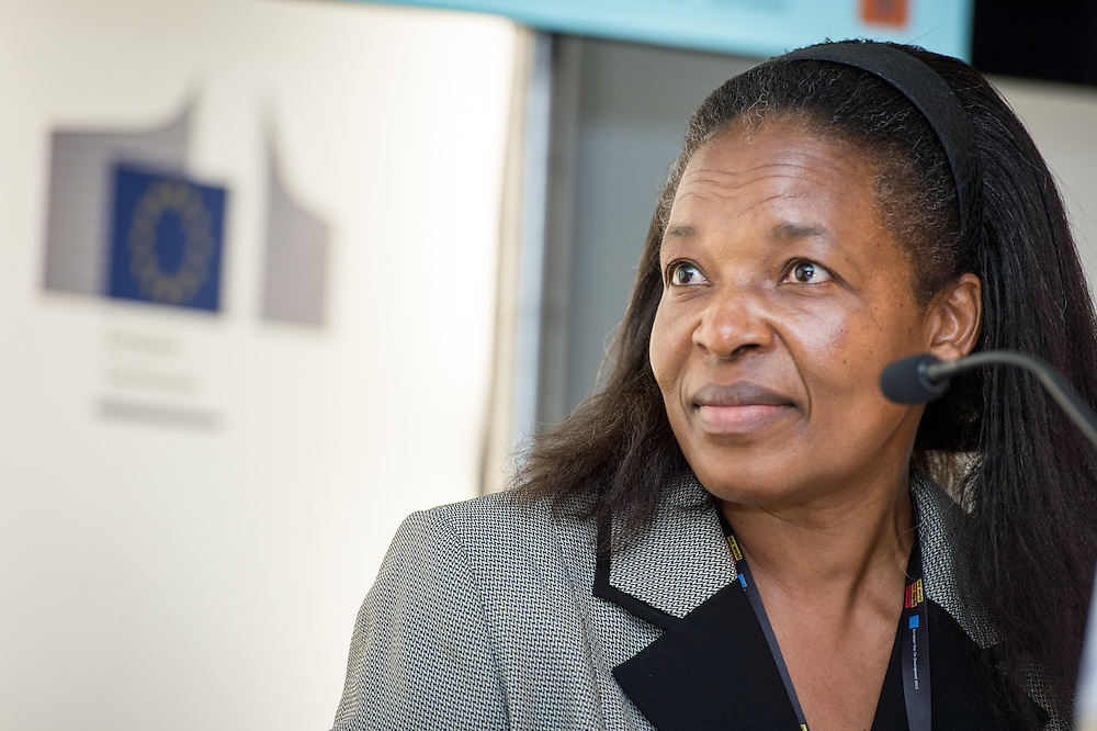 04 June 2015 - Belgium - Brussels - European Development Days - EDD - Jobs - Developing with decent work - Irene G. Mbugua , Second Counsellor © European Union