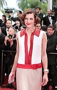 18.MAY.2011. CANNES<br /> <br /> MILLA JOVOVICH ON THE RED CARPET FOR THE PREMIERE OF LA CONQUETE AT THE 64TH CANNES INTERNATIONAL FILM FESTIVAL 2011 IN CANNES, FRANCE.<br /> <br /> BYLINE: EDBIMAGEARCHIVE.COM<br /> <br /> *THIS IMAGE IS STRICTLY FOR UK NEWSPAPERS AND MAGAZINES ONLY*<br /> *FOR WORLD WIDE SALES AND WEB USE PLEASE CONTACT EDBIMAGEARCHIVE - 0208 954 5968*