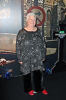 Val McDermid, Specsavers Crime Thriller Awards, Grosvenor House Hotel, London UK, 24 October 2014, Photo by Richard Goldschmidt