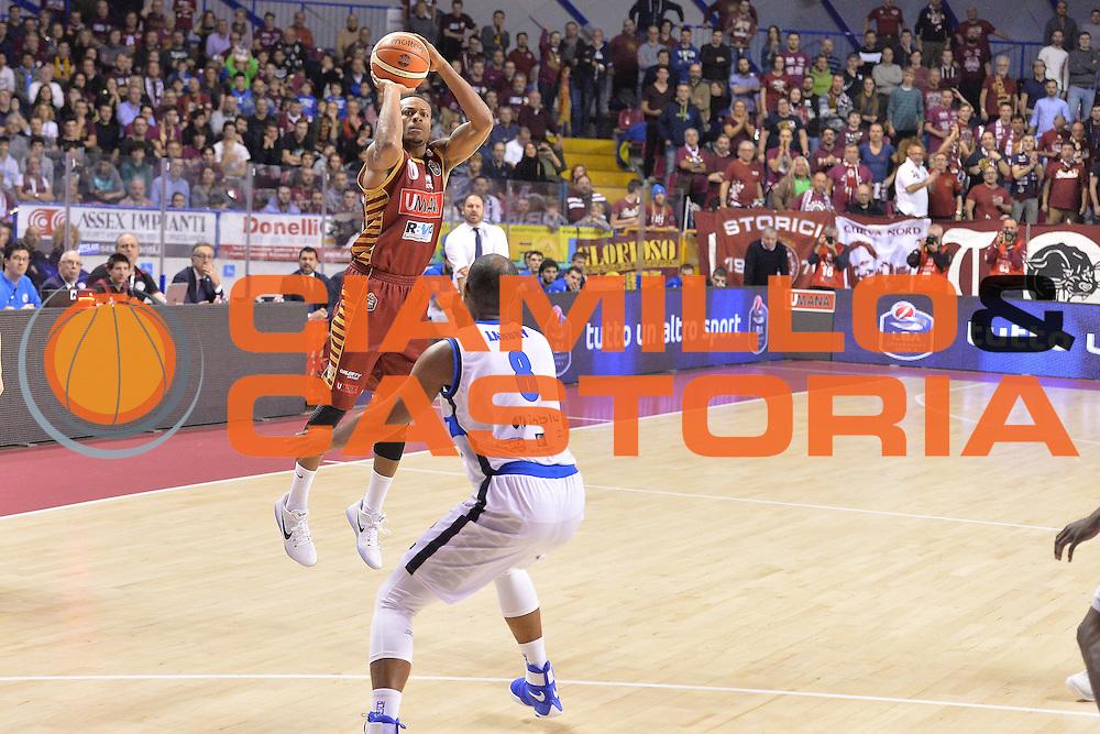 MarQuez Haynes<br /> Umana Reyer Venezia - Germani Basket Brescia<br /> Lega Basket Serie A 2016/2017<br /> Venezia 18/12/2016<br /> Foto Ciamillo-Castoria