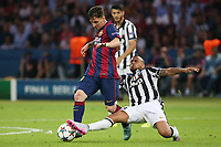 Lionel Messi, Arturo Vidal <br /> Berlino 06-06-2015 OlympiaStadion  <br /> Juventus Barcelona - Juventus Barcellona <br /> Finale Final Champions League 2014/2015 <br /> Foto Schuler/Eibner-Pressefoto/Expa/Insidefoto