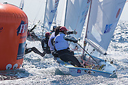 2013 SWC Hyères | Wed 24 April | 470 men