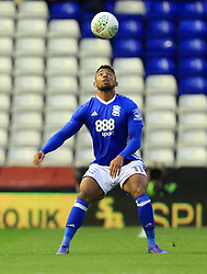 Isaac Vassell of Birmingham City - Mandatory by-line: Paul Roberts/JMP - 22/08/2017 - FOOTBALL - St Andrew's Stadium - Birmingham, England - Birmingham City v Bournemouth - Carabao Cup