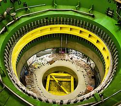 26.05.2011, Tauernkraftwerke, Kaprun, AUT, BZÖ Klubklausur, Kaprun, im Bild der leere Turbinenkasten in Limberg II, EXPA Pictures © 2011, PhotoCredit: EXPA/ J. Feichter