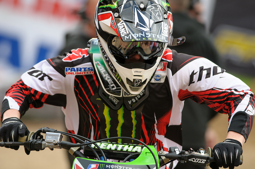 2012 Monster Energy AMA Supercross Series.Qualcomm Stadium.San Diego, California.February 11, 2012