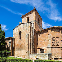Church of San Juan de la Rabanera (12th century), Soria, Spain
