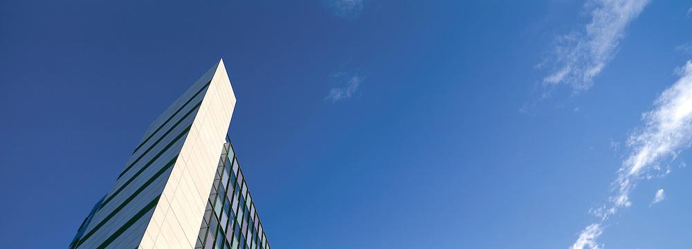 Ocean Point 1 building in Leith, Edinburgh