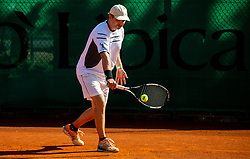 Day 10 of ATP Challenger Zavarovalnica Sava Slovenia Open 2019, on August 18, 2019 in Sports centre, Portoroz/Portorose, Slovenia. Photo by Vid Ponikvar / Sportida