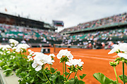 Ambiance during the Roland Garros French Tennis Open 2018, day 2, on May 28, 2018, at the Roland Garros Stadium in Paris, France - Photo Pierre Charlier / ProSportsImages / DPPI