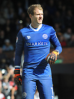 Football - 2016 /2017 Championship - Fulham vs Queens Park Rangers<br /> <br />  Alex Smithies of QPR at Craven Cottage<br /> <br /> Credit : Colorsport / Andrew Cowie
