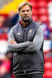 Liverpool manager Jurgen Klopp - Mandatory by-line: Robbie Stephenson/JMP - 22/09/2018 - FOOTBALL - Anfield - Liverpool, England - Liverpool v Southampton - Premier League