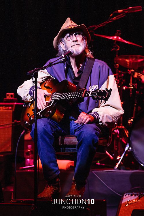 Don Williams in concert at the Symphony Hall, Birmingham, United Kingdom<br /> Picture Date: 10 May, 2014