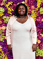 Abisola Omole attending the Crazy Rich Asians Premiere held at Ham Yard Hotel, London.