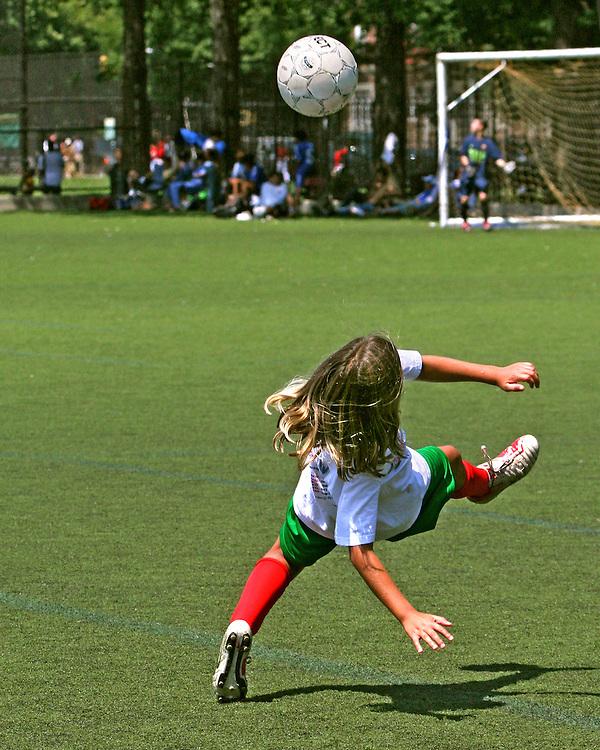 Great kick save.