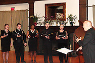 Musica performs during their annual gala at the Dayton Country Club in Oakwood, Sunday, April 28, 2013.  Musica says they are 'Dayton's Chamber Choir,' and the gala helps raise funds to finance their season, including a concert May 4th at St. George's Episcopal Church with a wedding theme.